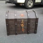 Treasure Chest Cooler