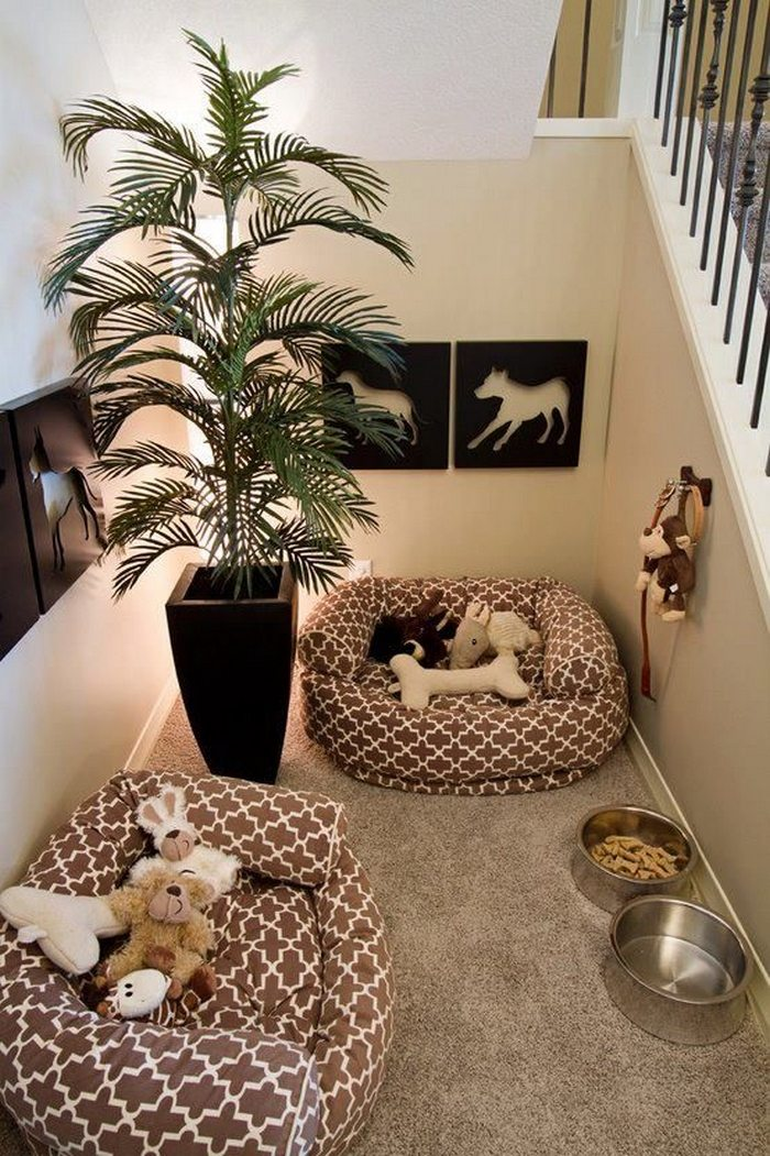 Turn A Small Closet Into A Dog Bedroom Diy Projects For