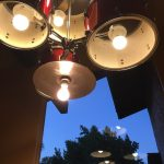 Drum Set Chandelier