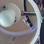 Drum Set Chandelier