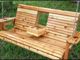 Porch Swing Bench