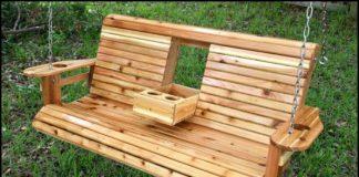Porch Swing Bench