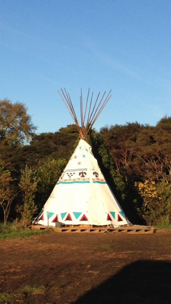 Teepee Guest House
