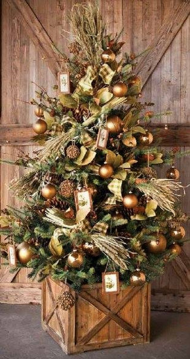 Make Your Christmas Tree Base Sturdy And Pretty Diy