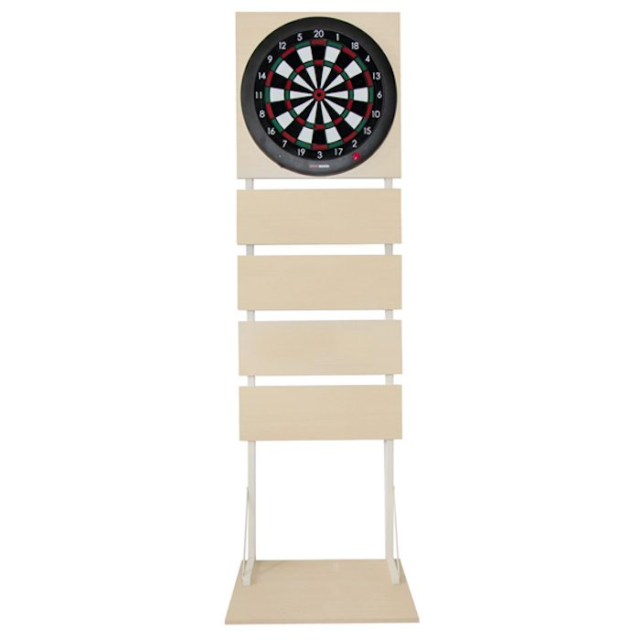 outdoor dart board stand