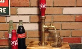 Do-it-Yourself Beverage Dispenser