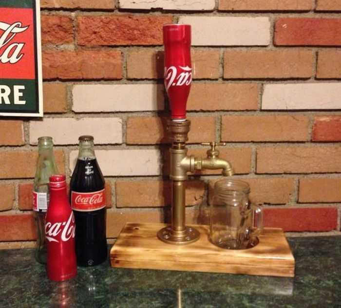 Do it yourself beverage dispenser diy projects for everyone solutioingenieria Gallery