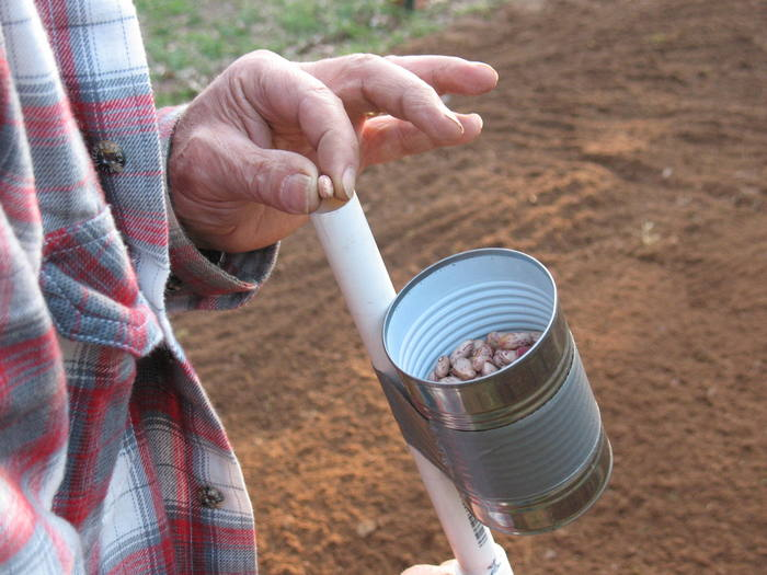 Diy Hand Held Seed Planter Diy Projects For Everyone
