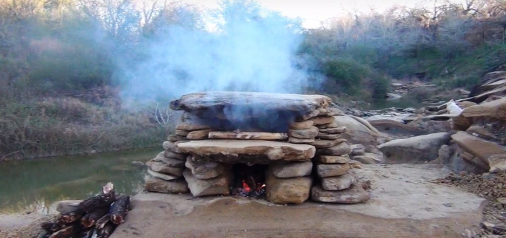 How to Build a Stone Oven