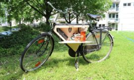 How to Add a Picnic Box to Your Bicycle