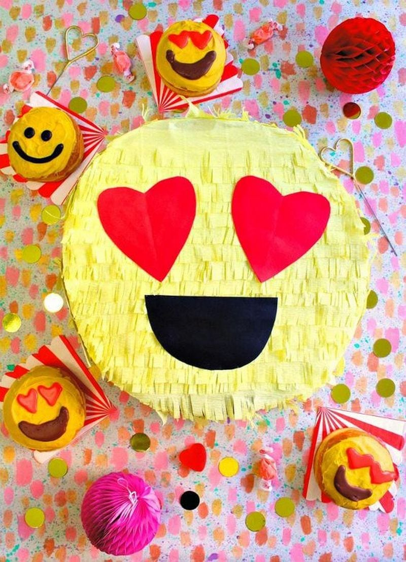 Throwing away an emoji-themed party? How about this one for fun?