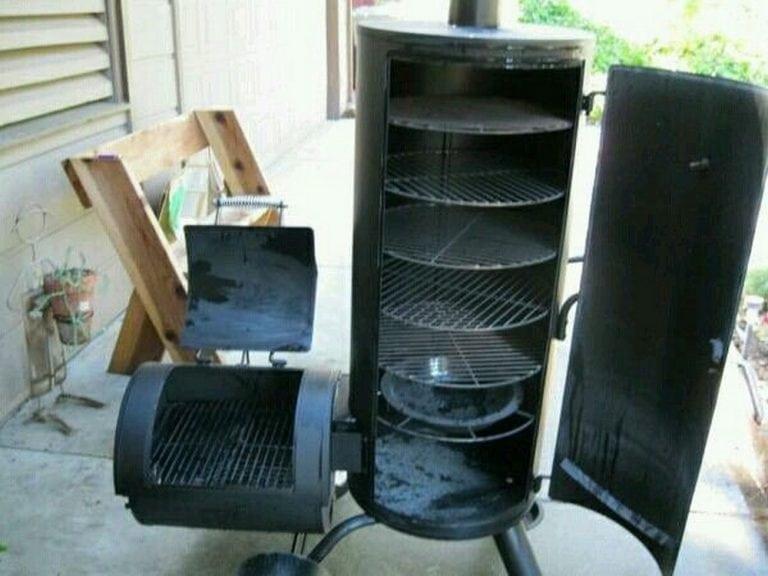 DIY Vertical Rotisserie