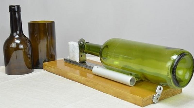 Build Your Own Glass Bottle Cutter