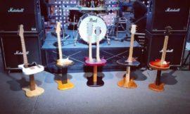How to Build a Guitar Stool