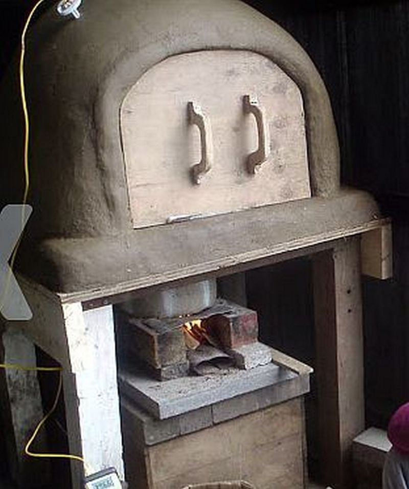 A rocket oven is economical and environment-friendly.