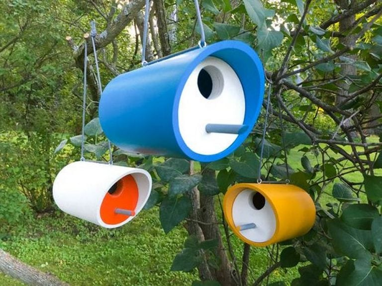 DIY PVC Birdhouse