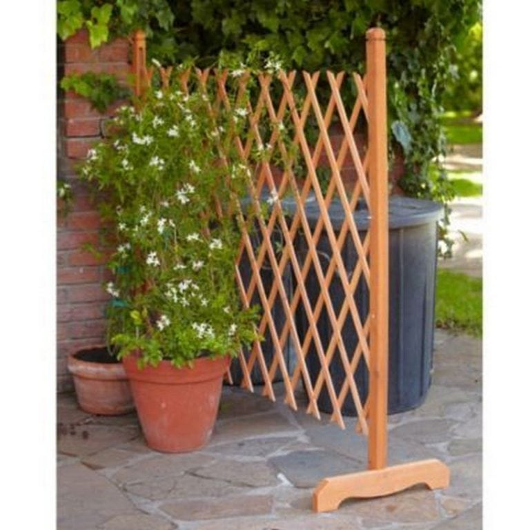 How to Build a Collapsible Garden Trellis