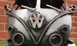 Turn a Propane Tank into a VW Bus Fire Pit