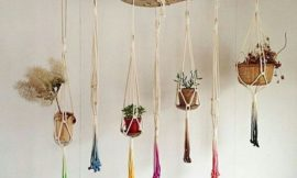 How to Make Your Own Macrame Plant Holder
