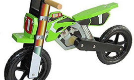 How to Build a Balance Bike
