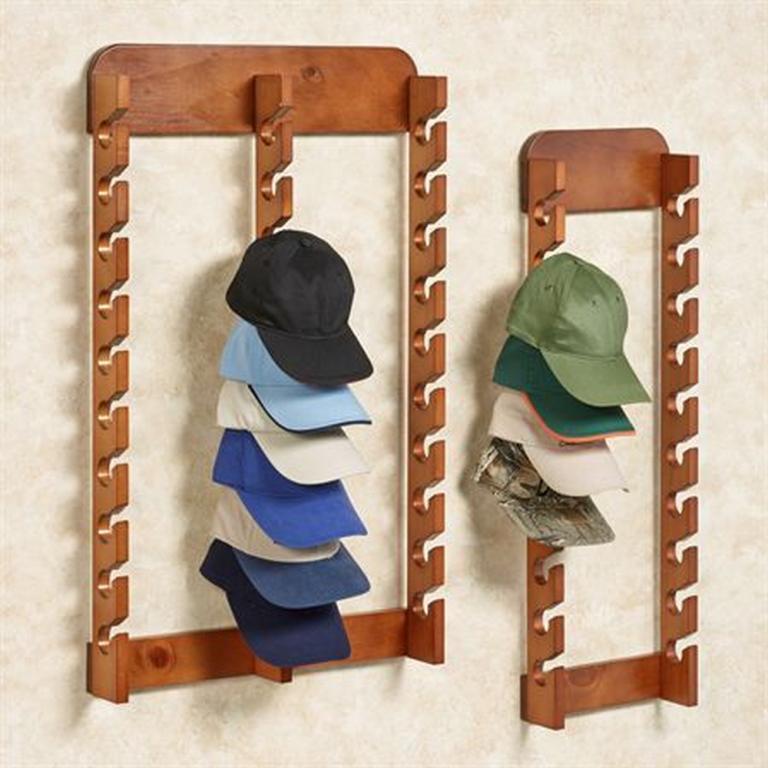 DIY Hat Rack