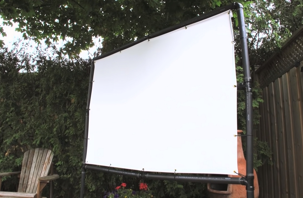 Are you ready to host a movie night at home?