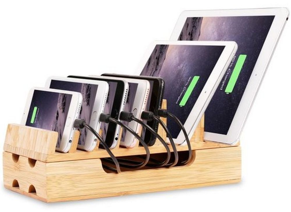 How to Build a Charging Station Organizer - DIY projects ...