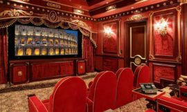 How to Design Your Own Home Theater