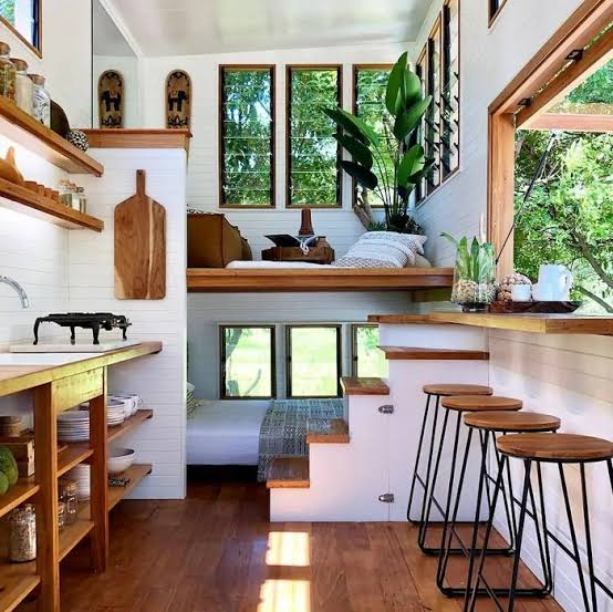 How to Organize When You Live in a Tiny Home