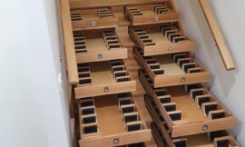 Builder Turns a Staircase Into Wine Cellar That Can Hold 156 Bottles!