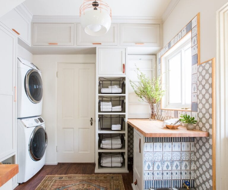 Budget-Friendly Ideas to Improve Your Laundry Room's Functionality