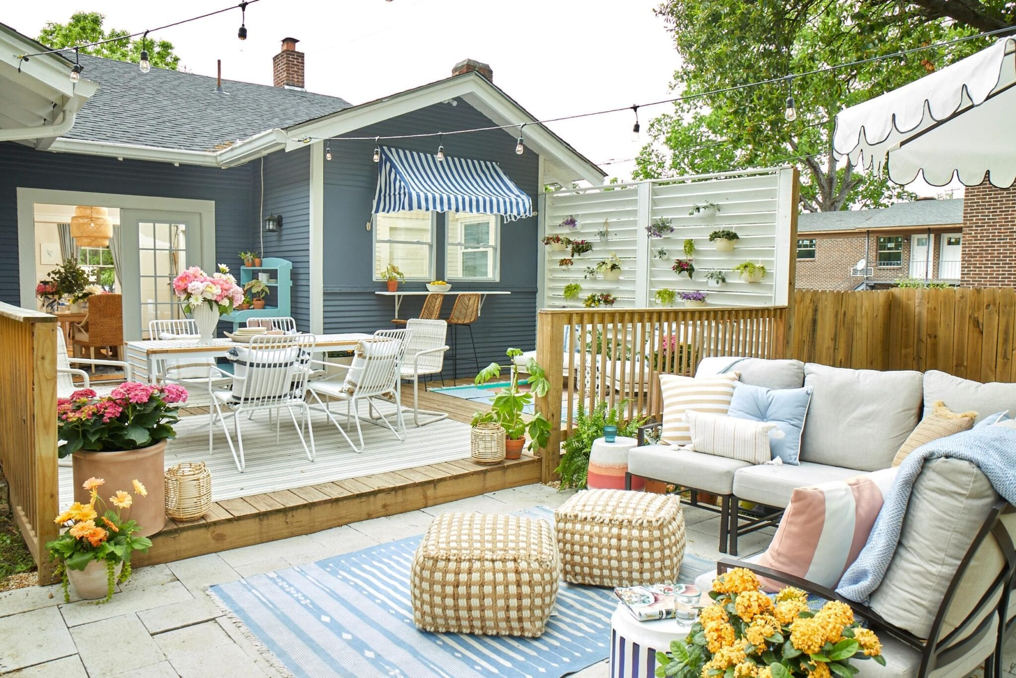 5 Ideas to Upgrade Your Outdoor Patio Experience