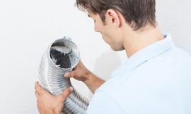 How To Clean Your Dryer Vent