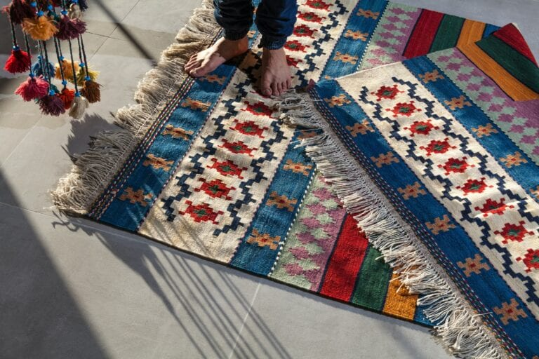 How To Clean A Rug So It Looks New Again